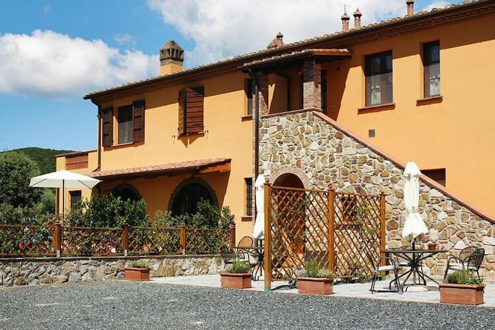 4 star holiday home in Castelnuovo Misericordia