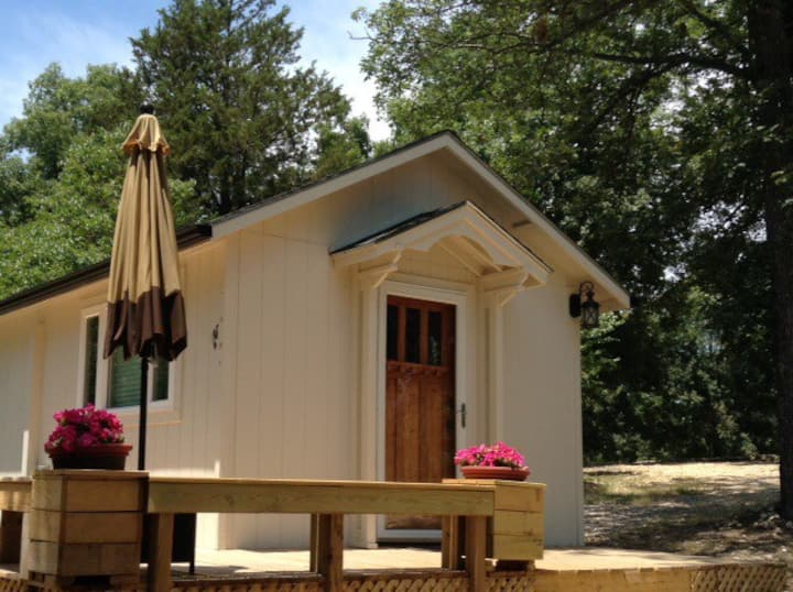 Private cottage Beaver Lake, Eureka Springs