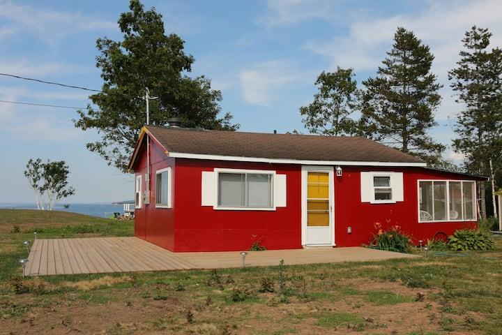The Little Red Oarhouse