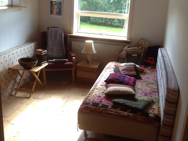 Big Sunny room in a couzy house - Jelling - House