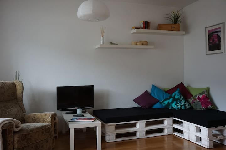 Small apartment in the city centre! - Bregenz - Leilighet