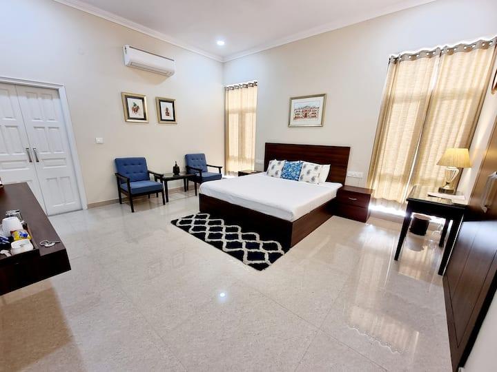 Premium Room With The Heritage Villa