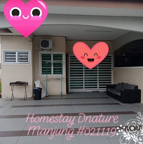 Homestay DNature Manjung
