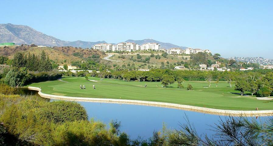La Cala Hills Apartment: comfort, ideale ligging - Mijas - Wohnung