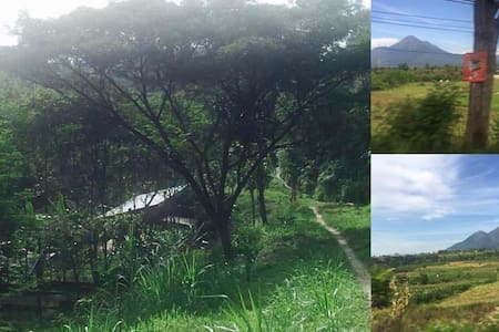 Peaceful sporty mountain villa near Surabaya - Prigen