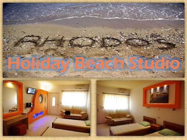 Holiday Beach Studio - Faliraki - Apartamento