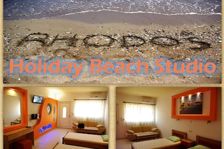 Holiday Beach Studio - Faliraki - Apartemen