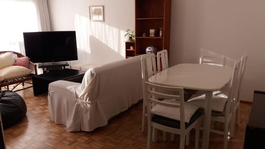 Bright & cozy apartment in Palermo Chico