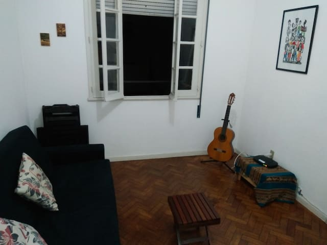 Apartamento confortável e calmo em Flamengo - Rio de Janeiro - Daire