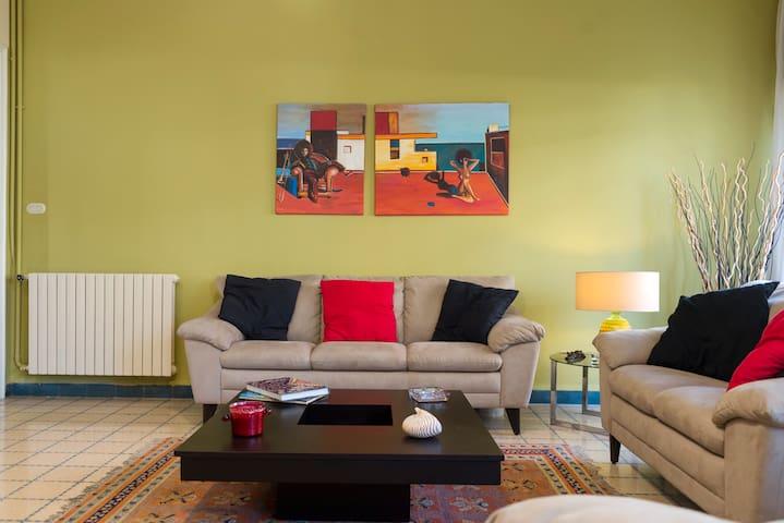 Gemmayzeh 2BD Apartment