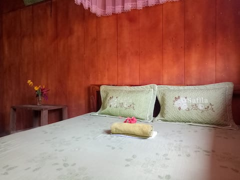 Cat Tien Bridge Homestay (Bedroom 1)