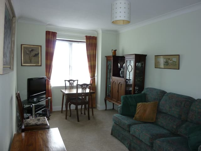 Ground floor apartment, Lundin Links