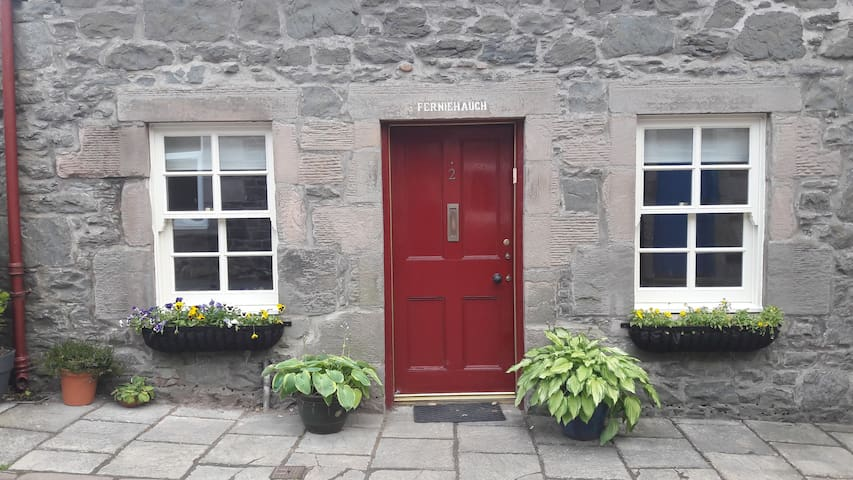 Ferniehaugh Cottage: perfect retreat for two