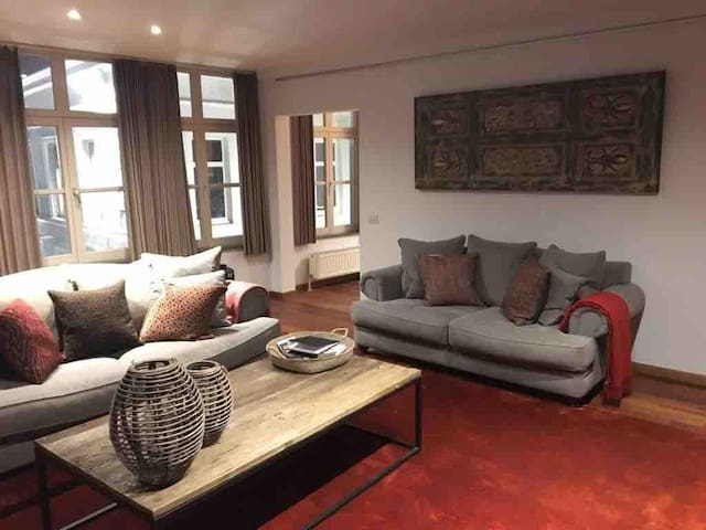 Charming city centre apartment Ghent