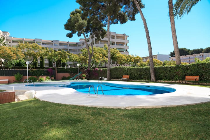 BEAUTIFUL APARTMENT IN THE CENTRE OF SALOU S206-091 BUIGAS LUZ