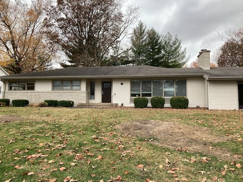 Newly Remodeled/Updated House in Historic Vandalia