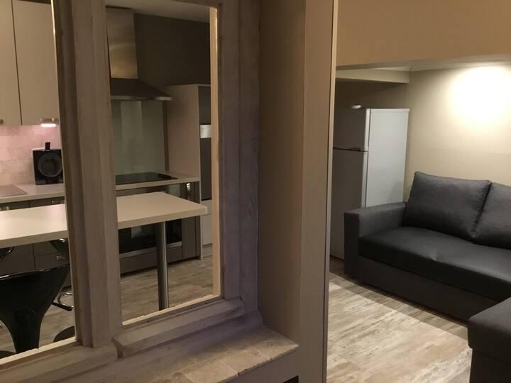 Appartement franc comtois