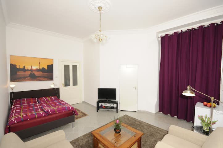 D3 - xxl room with private bathroom