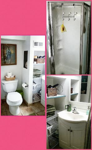 Cute ground level apt in eclectic Hampden - Baltimore - Apartamento