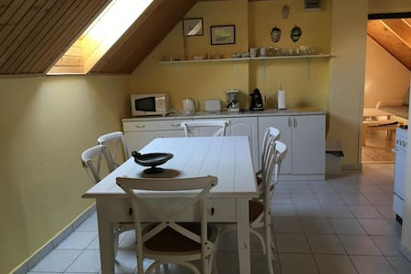 Judit's Guest House - 2BR - 4PS - Fonyód - 公寓