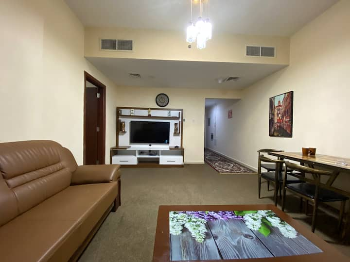 Fully furnished & Spacious Entire Apartment