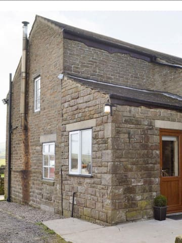 Cosy Rural Cottage Peak Park - Buxton  - Huis