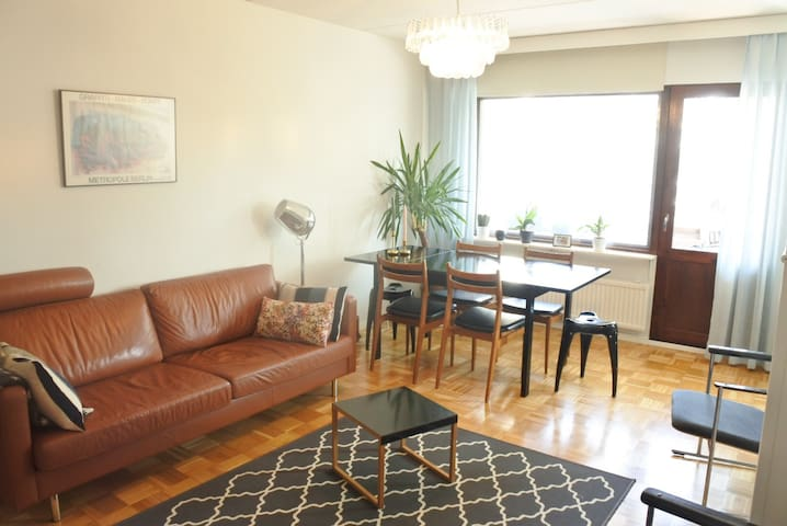 Nice and cozy apartment 20 min from Helsinki city