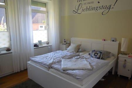 Familienfreundliche Wohnung nahe der Kieler Förde - Piso Inteiro