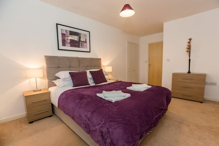Abbey Field Executive Apartments by PLL - Colchester - Lejlighed