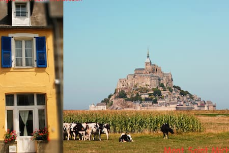 Gite   Mont  Saint Michel Pontorson - Pontorson - Radhus