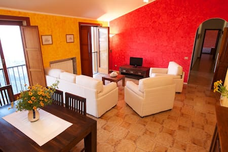 """Appartemento """"ILARIA"""" in Villa Laura near RAVELLO - Scala - Wohnung"""