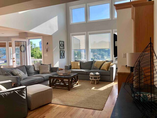 Spacious, bright house in Duck, NC