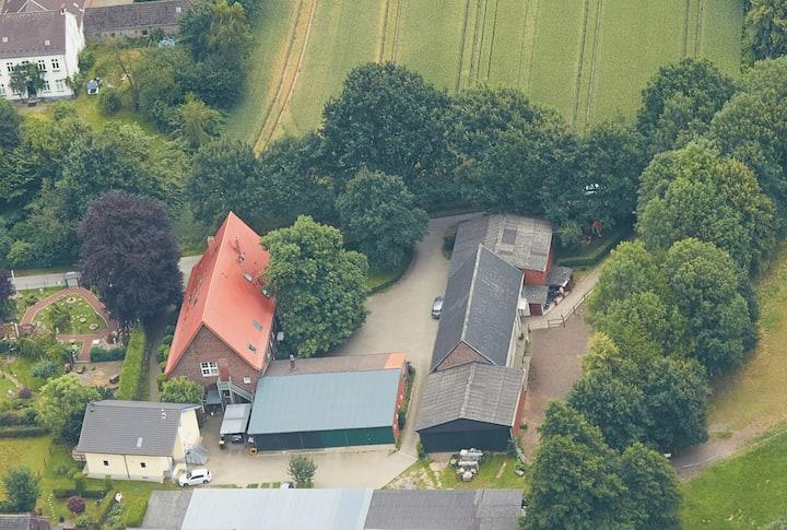 Ferienhaus in Gelsenkirchen auf einem Bauernhof