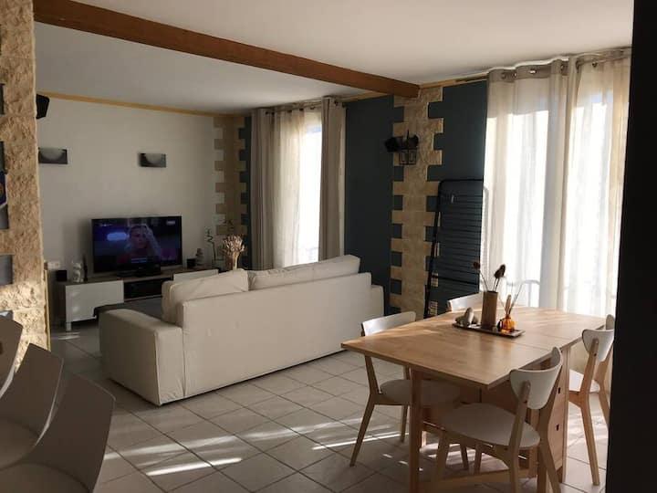 Lochenn Appartement T2 de 50m2.