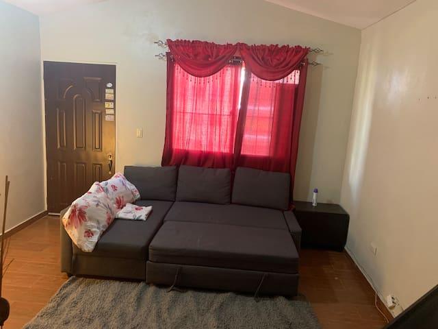 Cómodo apartamento estudio (Arroyo Hondo)