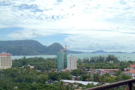 Apartment in Langkawi with view of the bay - Langkawi