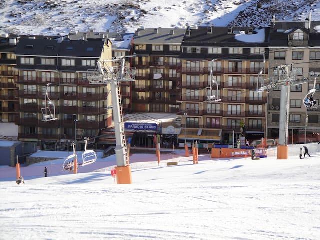 Bel Appartement face aux pistes ski-Pas De la Case - Pas de la Casa - Daire