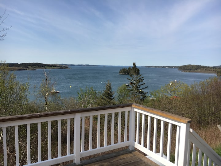 Cottage at 7 Riggs Lane, (in town) Lubec ME