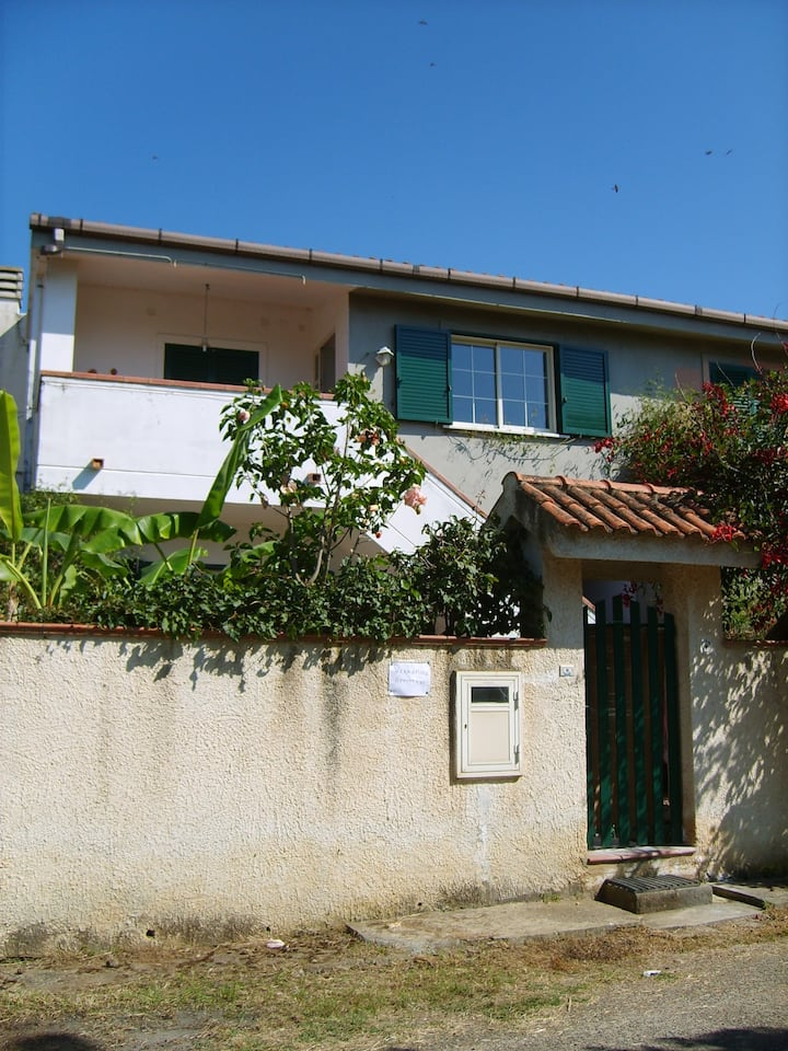 Italy Calabria S.Domenica villa rent for 6 peoples