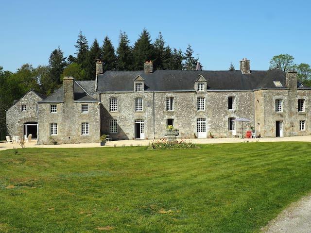 Kerlan au Manoir de Bocquenay (aile ouest)