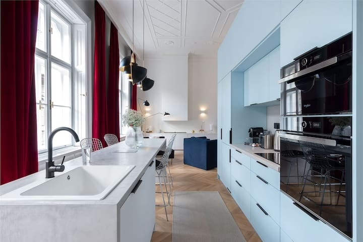 Erkel Boutique Apartment–Chic flat by Market Hall