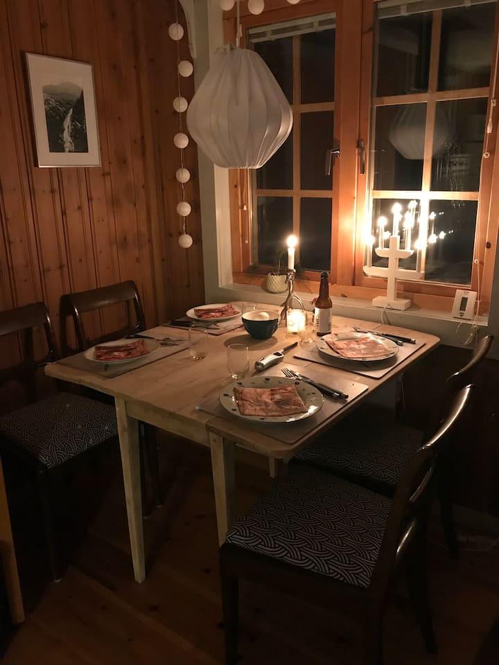 Tännäs-ljusnedal single