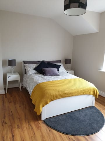 Bright and Airy Double Room