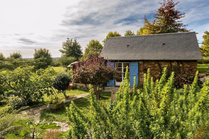 """Romantisch huisje op een mooie plek """"Pimpernel """""""