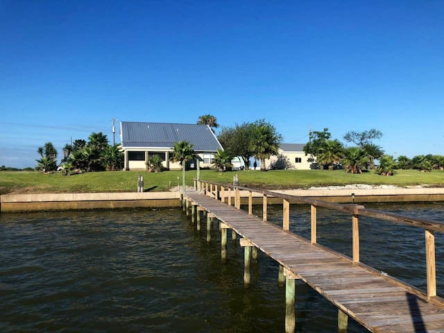 Relax in this waterfront home w/ private pier!