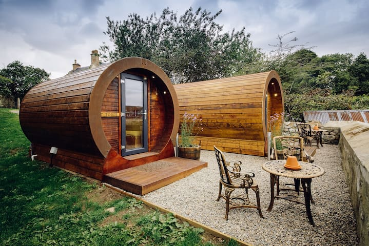 Delny Glamping - Luxury Glamping NC500 - 2 person