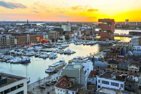 Mooiste uitzicht van Antwerpen! - Antwerpen