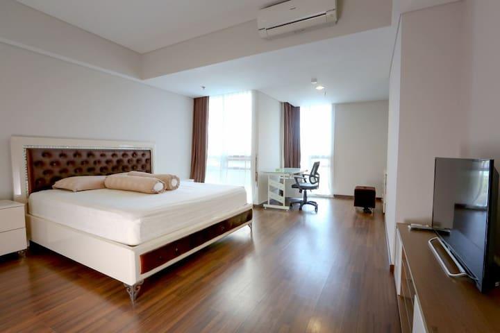 Trillium Residence 2BR Apartment in Surabaya
