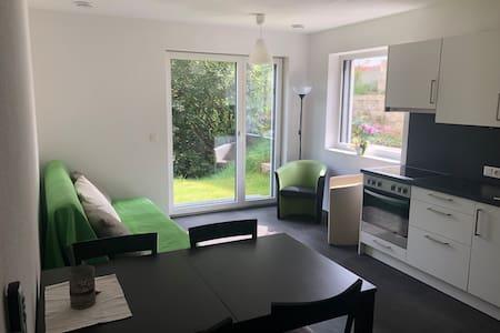 Zweizimmerwohnung im Grünen