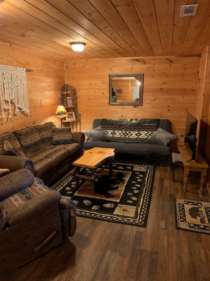 Blue Ridge Cabin Getaway